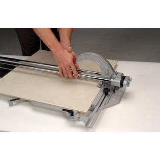 Brutus Tile Cutter 20 Inch by Brutus 27 In Rip And 20 In Diagonal Professional
