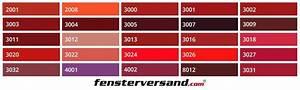 Ral Farben Rot : rote fenster g nstig fenster in vielen rott nen kaufen ~ Lizthompson.info Haus und Dekorationen
