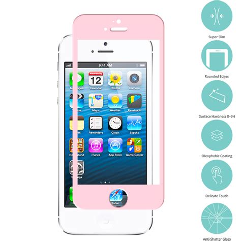 iphone 5 glass screen protector for apple iphone 5 5s 5c tempered glass screen protector