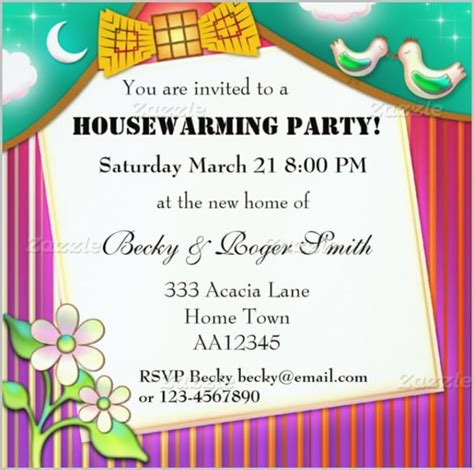 invitation cards templates for housewarming house warming ceremony invitation card templates xyz