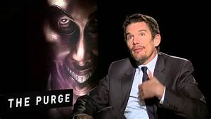 Interviu cu: EthanHawke / The Purge: Noaptea judecăţii ...