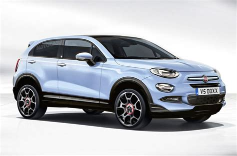 New Fiat Suv by Fiat To Begin New European Push With Suvs