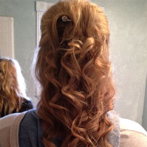 Prom hair Cool hairstyles Pretty hairstyles Really