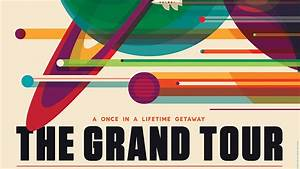 NASAs Retro Space Travel Posters Are Out Of This World