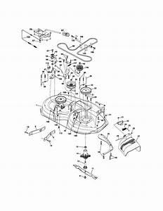 Craftsman Model 917289070 Lawn  Tractor Genuine Parts