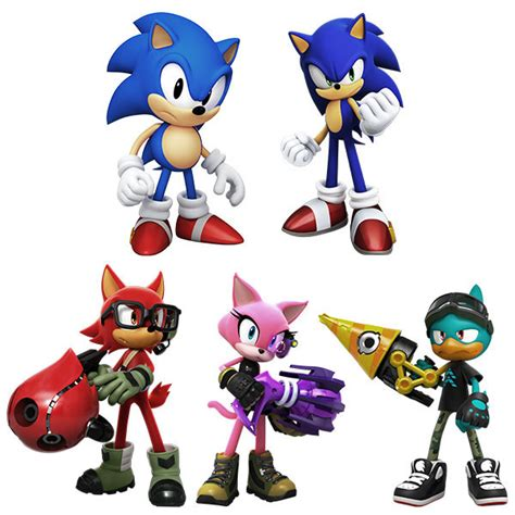 amiami character hobby shop ps sonic forcesreleased