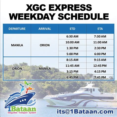 Ferry Boat Bataan To Manila by Ferry Trips Daily From Manila To Bataan 1bataan