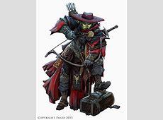 Pathfinder Imrijka by BadInspiration on DeviantArt