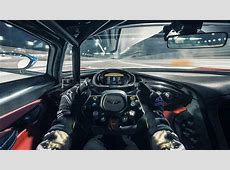 Video take a closer look at the Aston Vulcan's steering