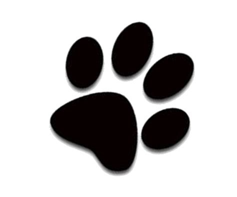 cat paw cat paw clipart clipartbarn