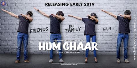hum chaar songs images news   bollywood