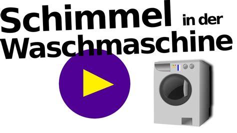 schimmel in der waschmaschine hilfe bei schimmel in der waschmaschine