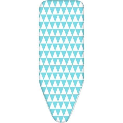 finlandek housse de table 224 repasser koitere pour plateau 120x38 cm bleu et blanc achat