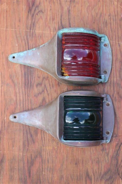 Bronze Boat Navigation Lights by The 25 Best Boat Navigation Lights Ideas On
