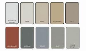 Nuancier Peinture V33 : nuancier peinture pour sol garage et terrasse 10 couleurs v33 ~ Melissatoandfro.com Idées de Décoration
