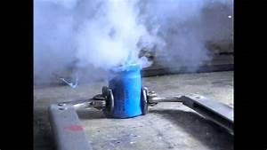 Arc Welder Capacitor Burst