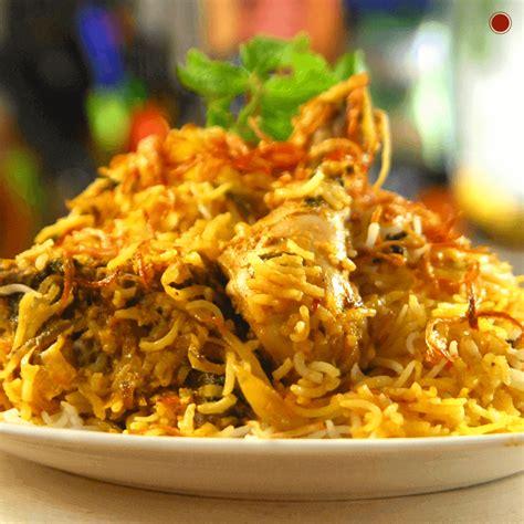 chicken biryani food recipes