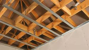 Eclairage Indirect Plafond : pose d un plafond plagyp d avec clairage indirect ~ Melissatoandfro.com Idées de Décoration