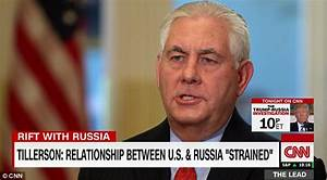 Tillerson: I've 'never' questioned Trump's mental fitness ...
