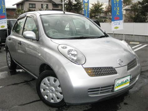 Nissan March Photo by 2004 Nissan March Photos