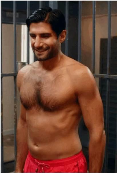 Kayvan Novak Morning Pants Dick Scene Plaid