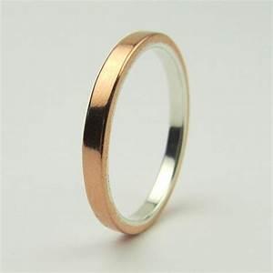 New Popular Wedding Rings Copper Mens Wedding Ring