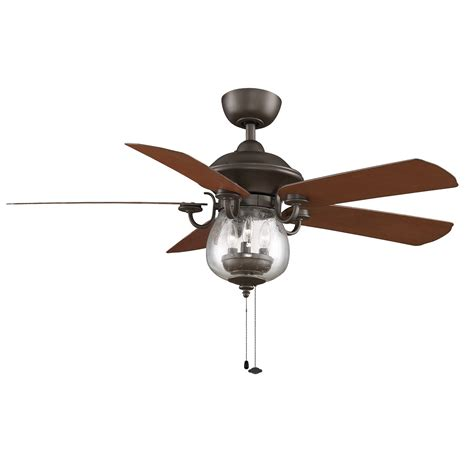 52 inch ceiling fan fanimation fp7954ob crestford collection 52 inch ceiling