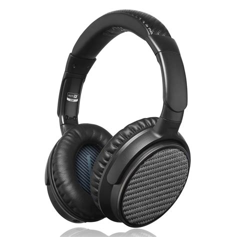 review ideausa atomicx v201 noise cancelling wireless headphones techdissected
