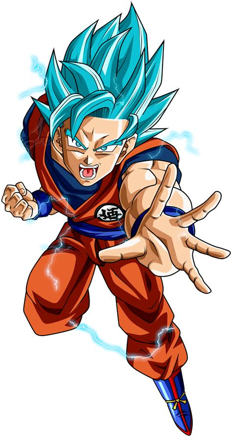Son Goku Ssj Blue Fase 2 LE by jaredsongohan on DeviantArt