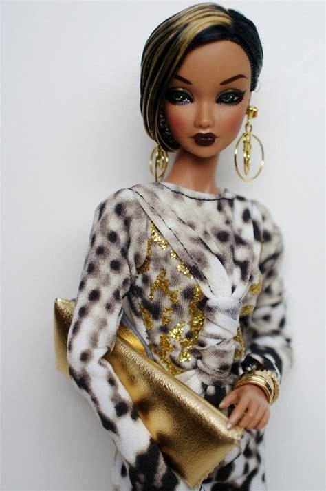 Love Her Hair Beautiful Barbie Dolls Black Barbie
