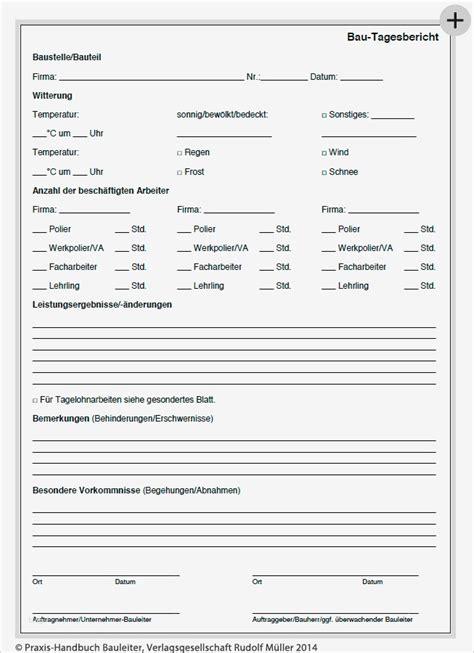 bau tagesbericht vorlage 43 sch 246 nste bau tagesbericht vorlage bilder vorlage ideen