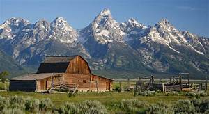 Top Sites To Visit In Grand Teton National Park