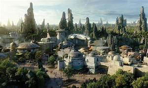 27 Things We Learned About Star Wars: Galaxy's Edge ...
