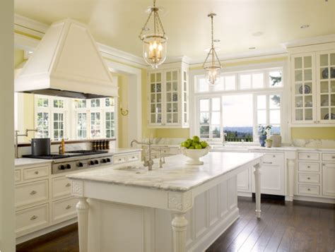 white kitchen cabinets with yellow walls yellow kitchen ideas room design ideas 2095