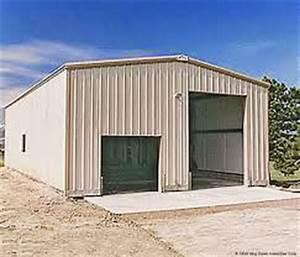 Hangar Metallique En Kit D Occasion : hangar metallique en kit ~ Nature-et-papiers.com Idées de Décoration