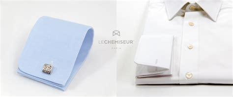 bureau express poignets mousquetaire ou classiques pour votre chemise