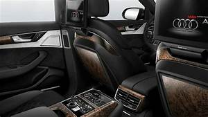 2017 Audi A8 Sedan Interior - YouTube