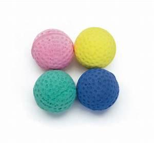 Balle Pour Chat : simon 39 s petite balle ponge pour chat 4 pqt animobouffe ~ Teatrodelosmanantiales.com Idées de Décoration
