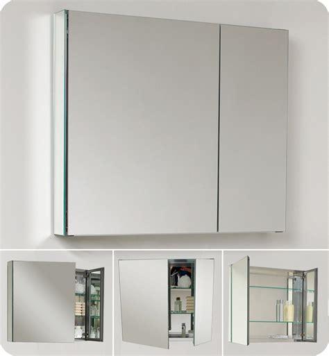 Mirrored Medicine Cabinet MVMR900 1