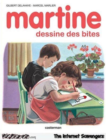 la cuisine de martine martine dessine des bites bd humour pmslweb
