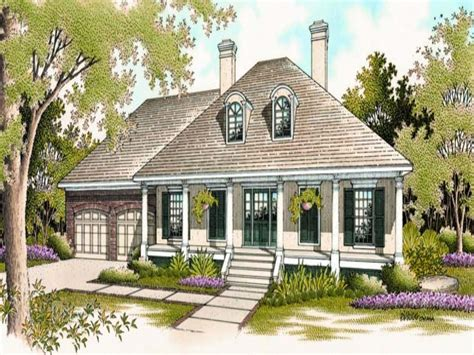 Southern Craftsman Home Plans