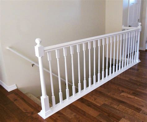 how to paint stair banisters how to paint stair railings newton custom interiors