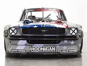 Ken Block Unveils the Hoonicorn V2 Mustang! 1,400 Horsepower, Anyone? - OnAllCylinders
