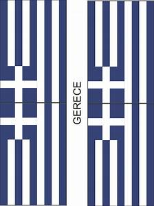 olympic flag crafts With greek flag template