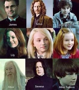 This is very cool, but not one Weasley family name ...