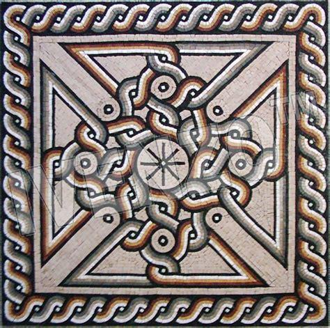 Mosaic Roman Pattern Ck017