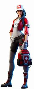 Fortnite Remedy Vs Toxin Skin - Outfit  Pngs  Images