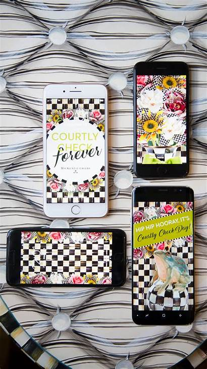 Wallpapers Check Courtly Mackenzie Childs Phone Mobile