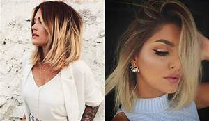 Frisuren 2017 Bob Fuzzy Long Bob Frisuren Mittellang 2017 Die