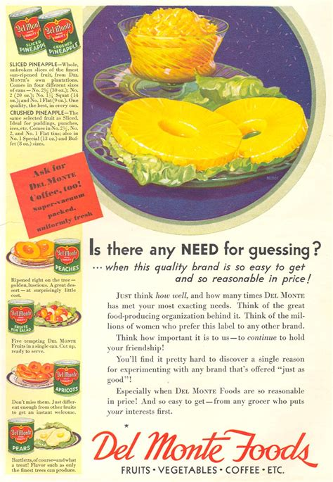 File:Del Monte Foods advertisement, 1932.jpg - Wikimedia ...